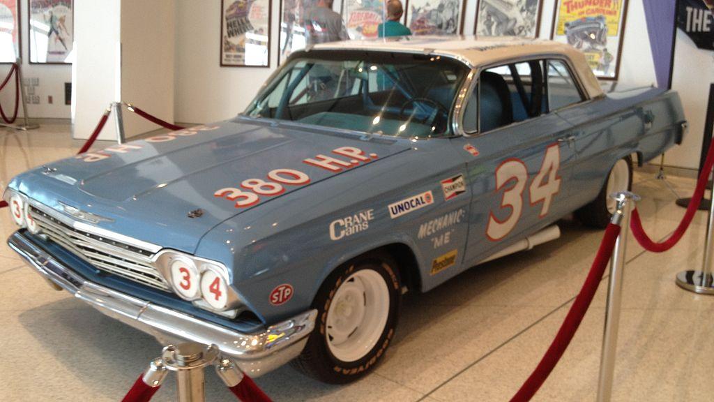 Remembering NASCAR Driver Wendell Scott's Historic Win at the Jacksonville 200