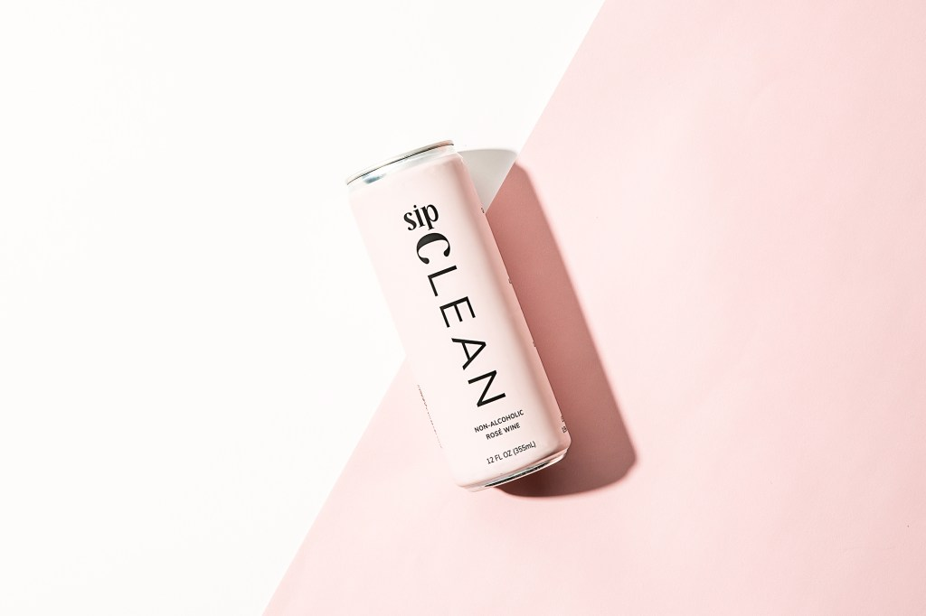 Jax-Based SipClean Debuts New Canned, Non-Alcoholic Rosé
