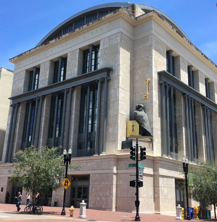Story of a Building: Jacksonville Main Library
