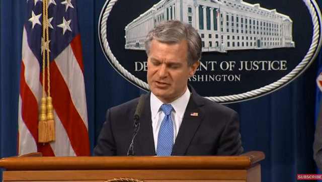 Attorney General William P. Barr and FBI Director Christopher Wray Announce Significant Al-Qaeda Ties in Naval Air Station Pensacola Shooting