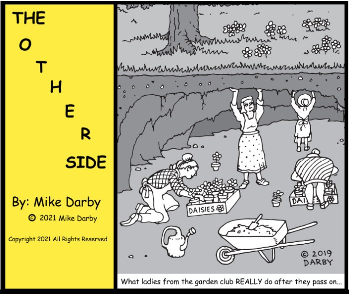 The Other Side ~ By Mike Darby