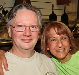 Marlene & Jim Stoever - We think it was wrong. We think it was an abuse of power. Obama should have consulted Congress before hand. We'll see what happens.