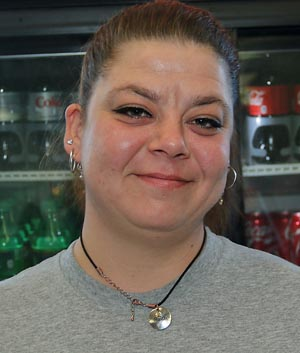 Michele Bradby, Asbury Park - I love to eat in Asbury Park. Great food. Frank's on Main. Toast on Cookman,  I like Paranormal on Cookman. Interesting stuff- very! I like to support the local stores.