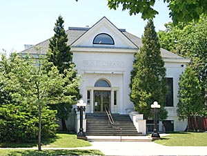 The Asbury Park Public Library