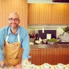 Chef Peter Morris,