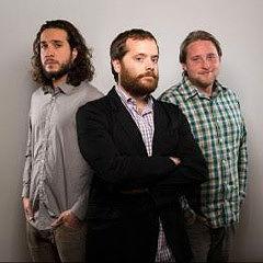 Gregory Edgerton, Bret Morgan and Danny Croak are all partners in Cowerks in Asbury Park.