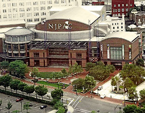 NJPAC. Wikipedia Commons photo.