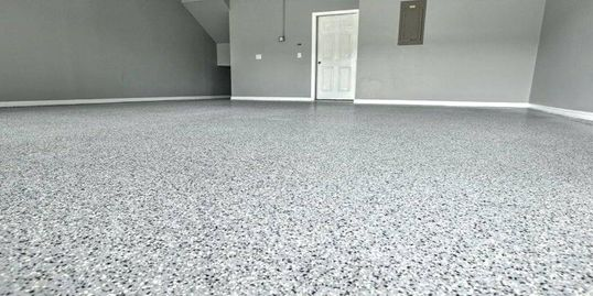 Seamless Epoxy Flooring Gilston
