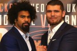 GettyImages: Preview: David Haye vs Arnold Gjergjaj