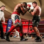 MTK GLOBAL'S SEAN TURNER SET FOR GJERGJAJ TEST