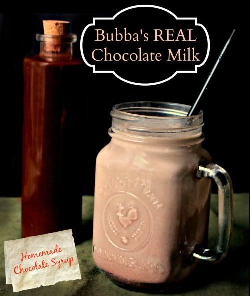 Homemade Chocolate Syrup - The Coconut Mama