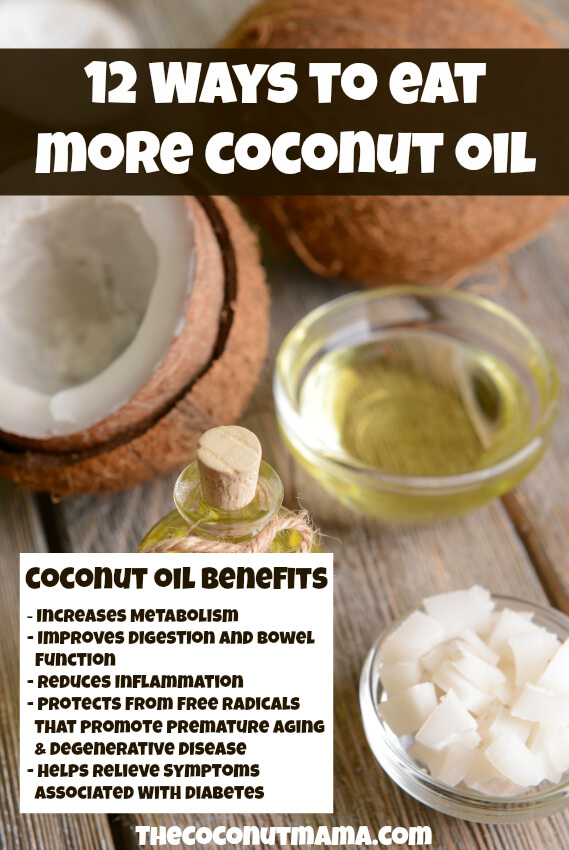 how to keep coconut oil