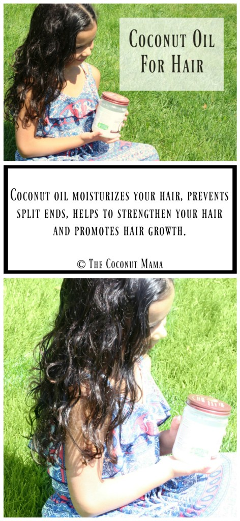 Coconut Oil For Hair: 10 Benefits & Uses