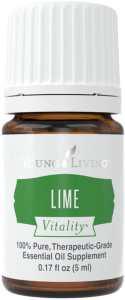 Lime Vitality Essentail Oil