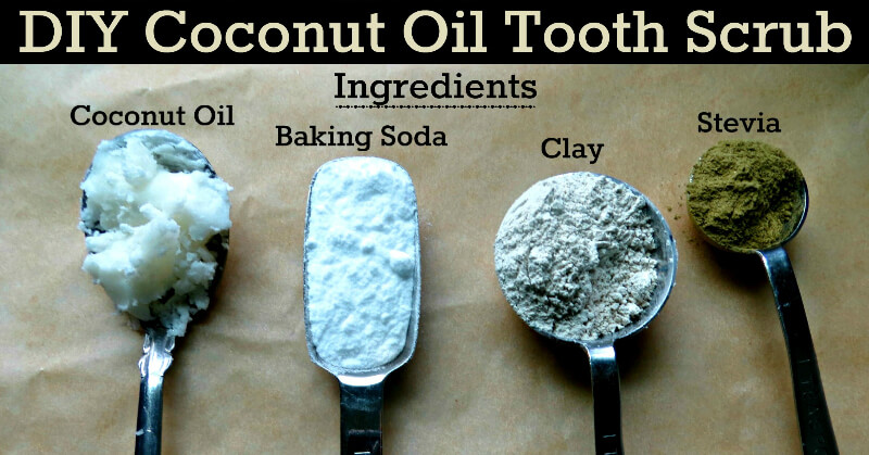 Coconut Oil Toothpaste The Coconut Mama