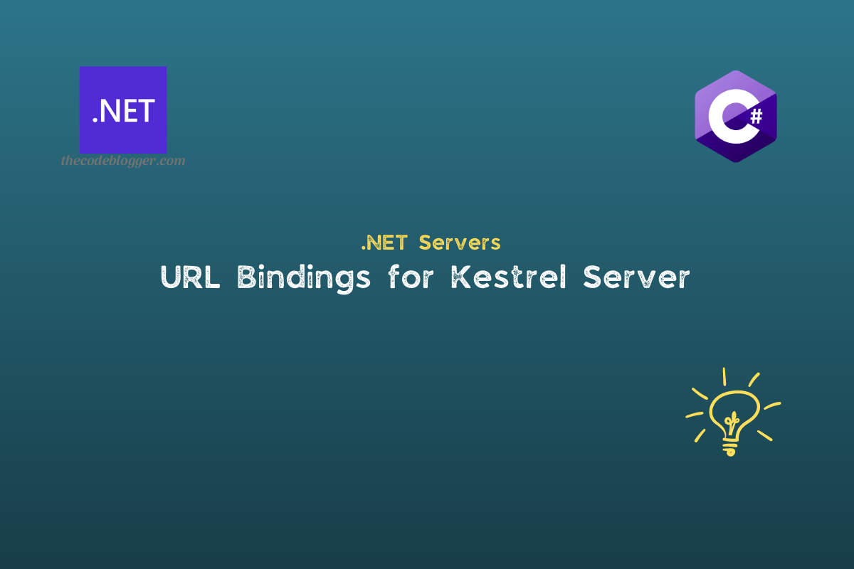 Read more about the article Customizing URL Binding For ASP .NET Core Kestrel Server