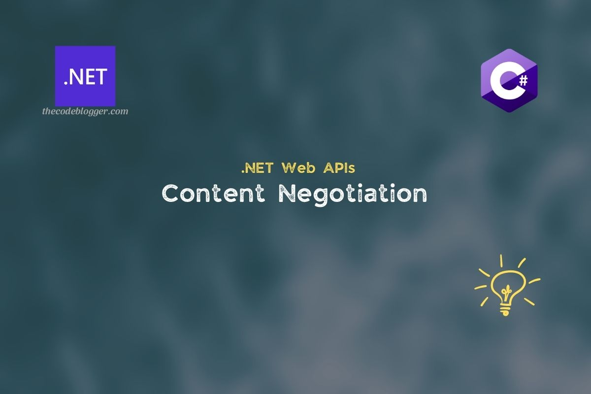 Read more about the article Content Negotiation And .NET Core Web API Action Results