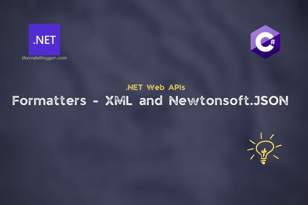 .NET Core Web API - XML and Newtonsoft Formatters