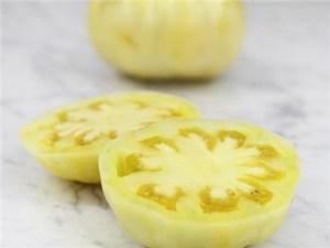 White Tomesol Tomato | The Coeur d Alene Coop