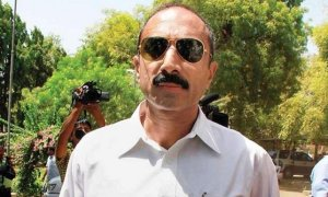 SDPI Delegation Meets Whistle-blowing IPS Officer Sanjiv Bhatt's