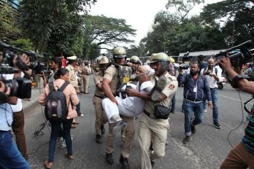 Bangalore Protest CAA