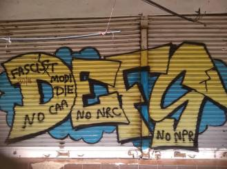 graffiti church street