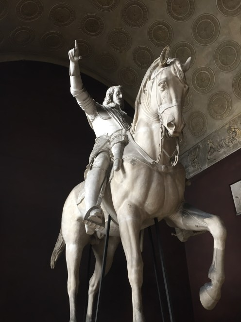 Cool man on a horse pt. 2 (Maximilian I)