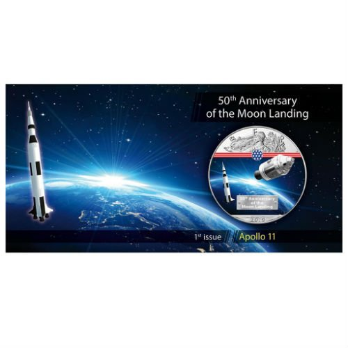 APOLLO 11 - 50TH ANNIVERSARY OF THE MOON LANDING - 2019 1 ...