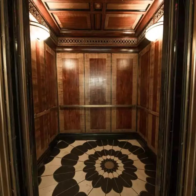 Beautifully Designed Elevator - The Collection