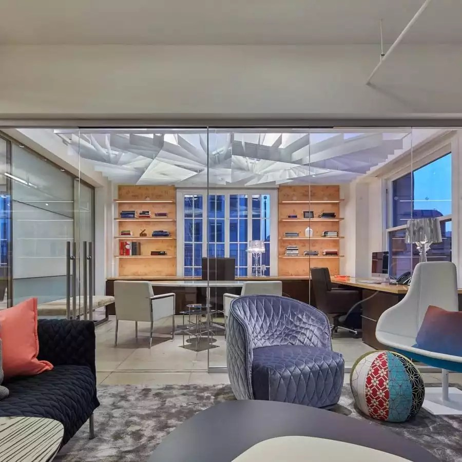 Architype of The Offices Available for Rent - The Collection