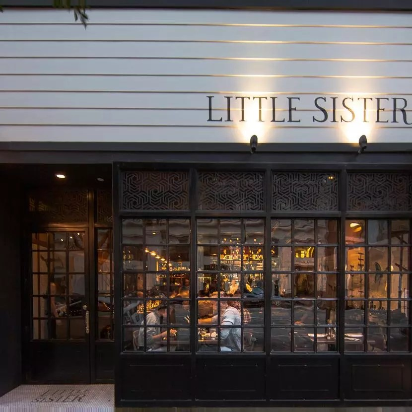 Restaurants Available in the Building - Little Sister - The Collection