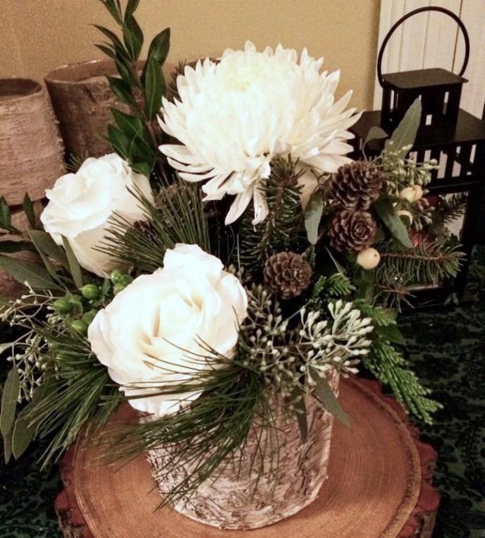 stems winter flower class