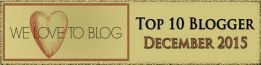 top blogger December