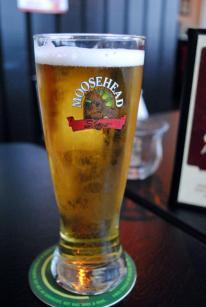 Moosehead (Canadian Beer) - Niagara Falls, Canada