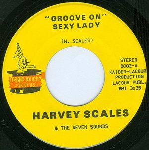 Harvey Scales & The Seven Sounds