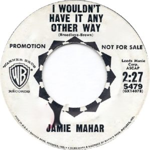 Jamie Mahar 