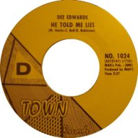 Dee Edwards – He Told Me Lies / Too Careless With My Love