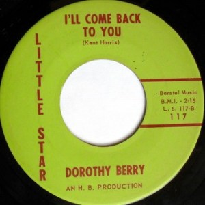 Dorothy Berry – You're Driving Me Crazy