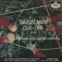 Edmundo Ros – Broadway Cha-Cha  EP