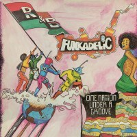 Funkadelic ‎– One Nation Under A Groove ORIGINAL US 1978