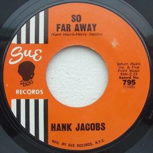 Hank Jacobs – So Far Away