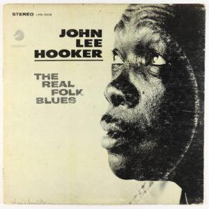 JOHN LEE HOOKER OUT OF STOCK