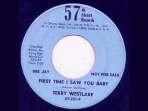 Terry Westlake – First Time I Saw You Baby