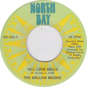 The Mellow Moods – Tell Love Hello
