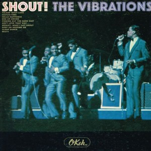 The Vibrations ‎– Shout !