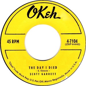 SCOTT GARRETT-The day i died