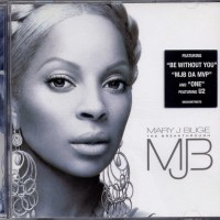 Mary J. Blige ‎– The Breakthrough