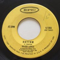 NORTHERN SOUL-MAJOR LANCE