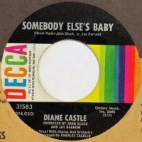Diane Castle- Somebody Else's Baby  Popcorn northern soul