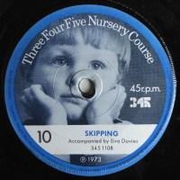 Accompanied By Eira Davies - Percussion / Skipping